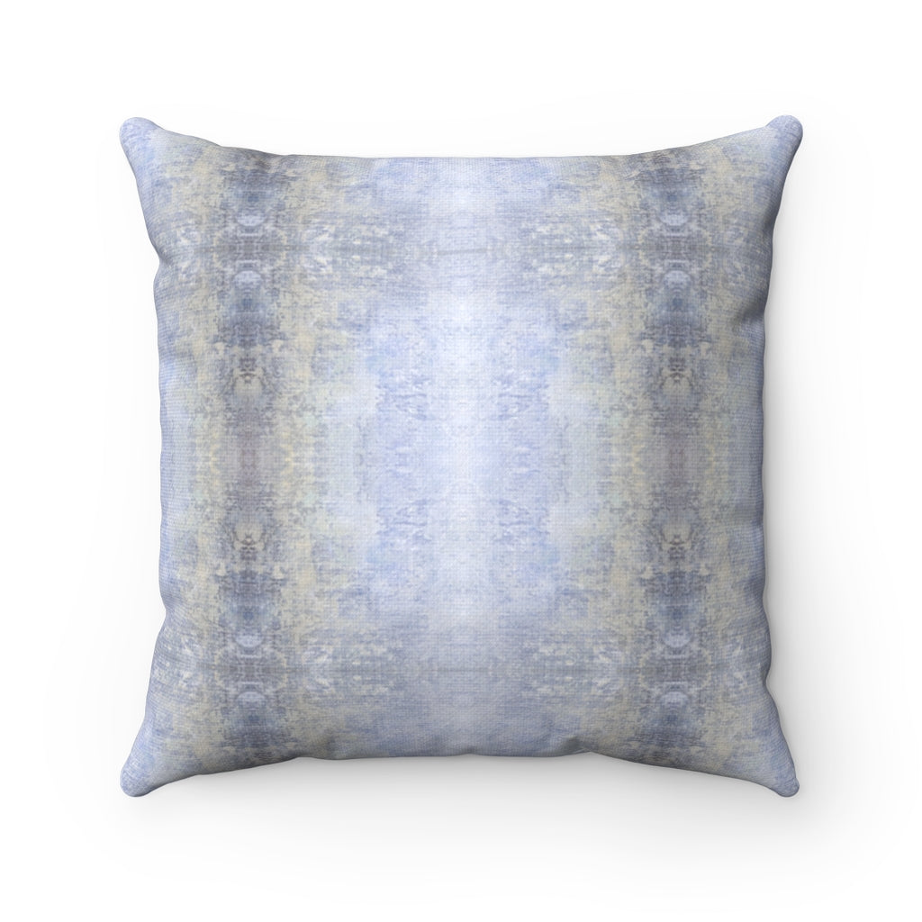 Spaces/Between ~ Sky ~ Spun Polyester Square Pillow