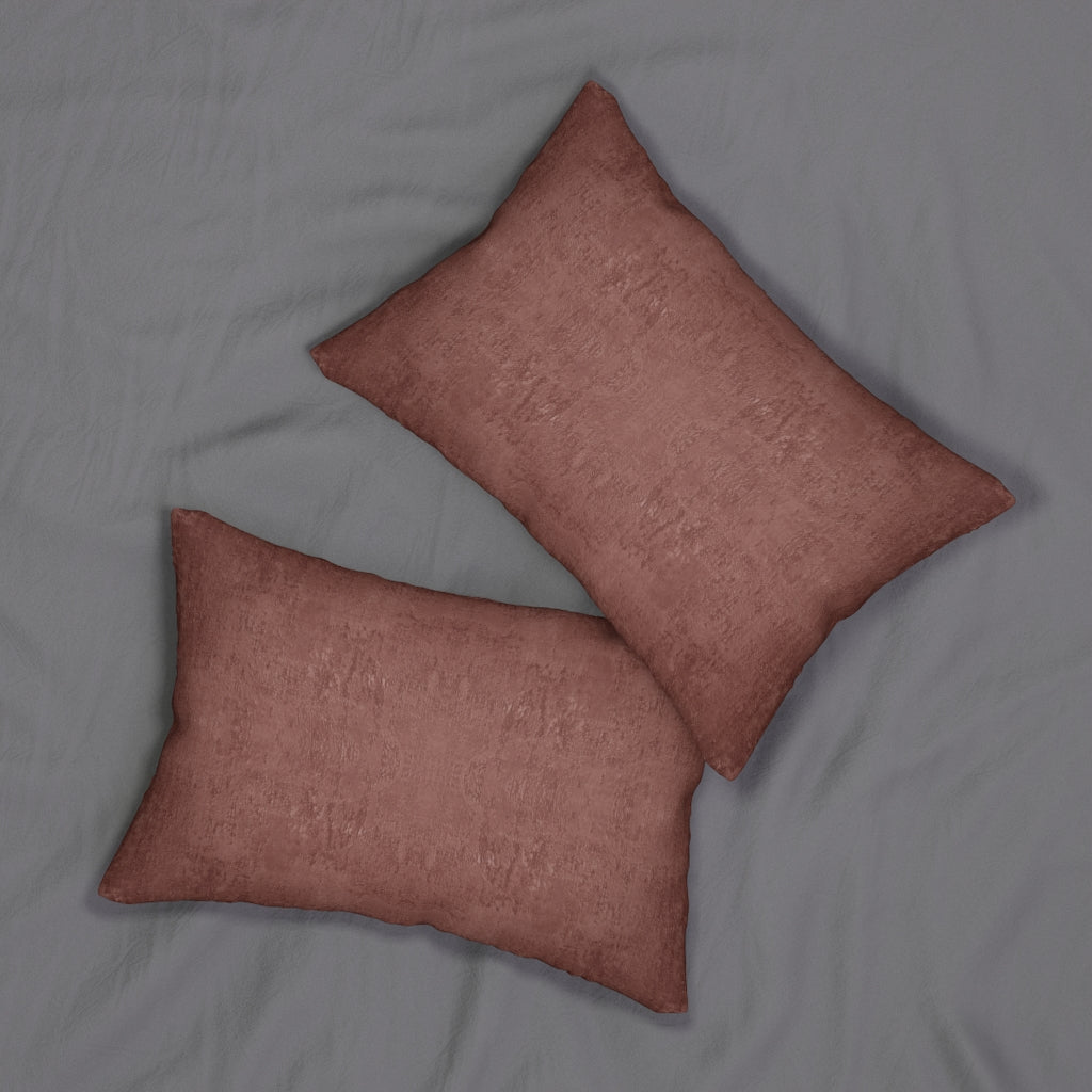 Watermark ~ Redwood ~ Spun Polyester Lumbar Pillow