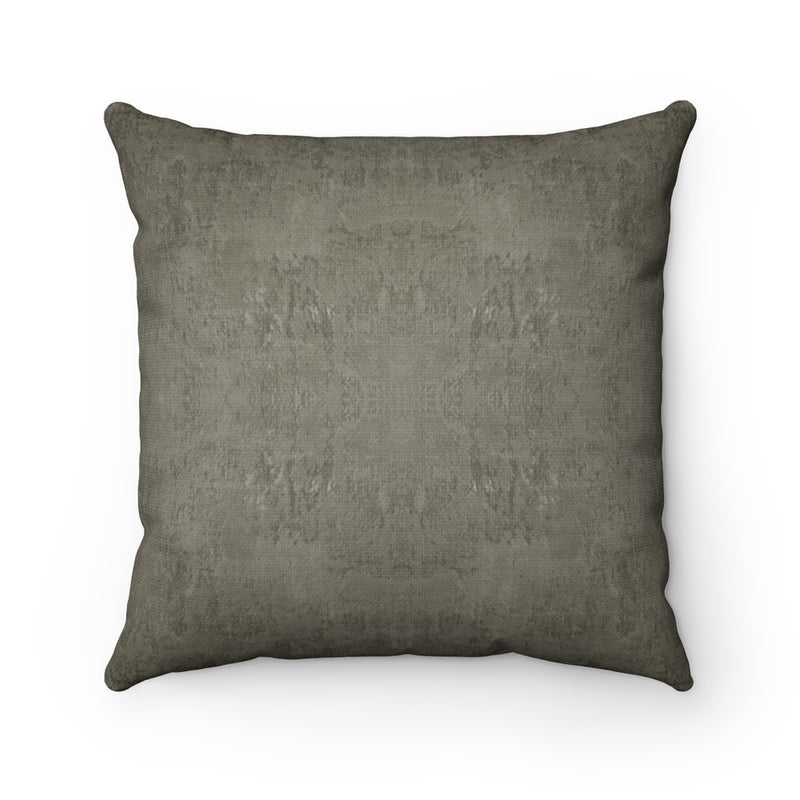 Watermark ~ Driftwood ~ Spun Polyester Square Pillow