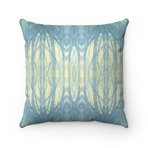 Out Of The Woods ~ Spring ~ Faux Suede Square Pillow