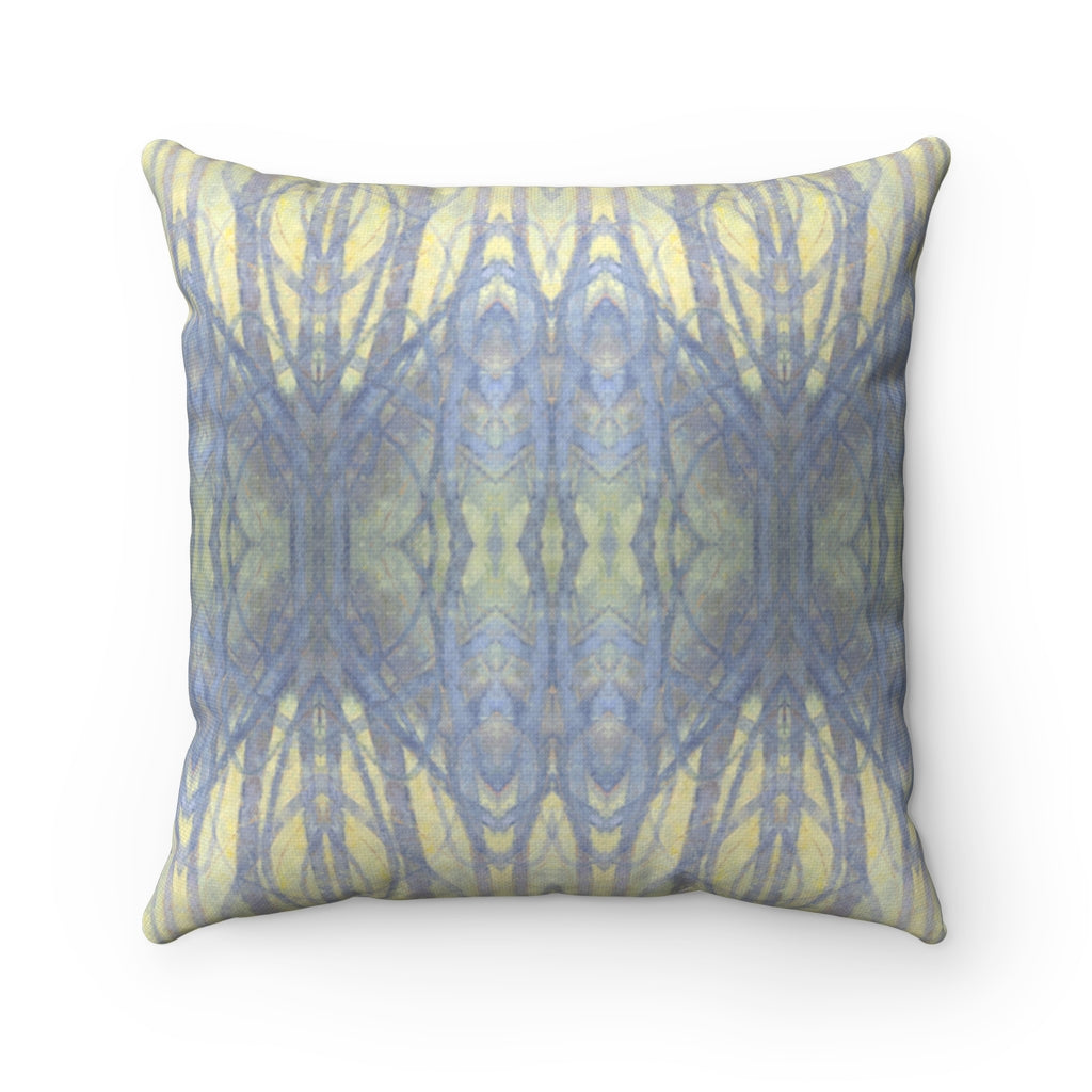 Into the Woods ~ Summer ~ Spun Polyester Square Pillow