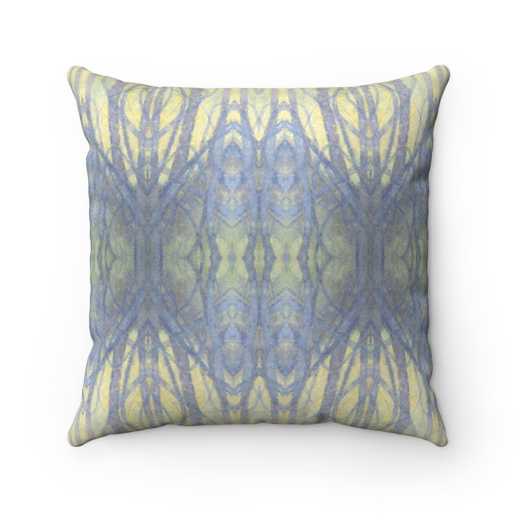 Into The Woods ~ Summer ~ Faux Suede Square Pillow