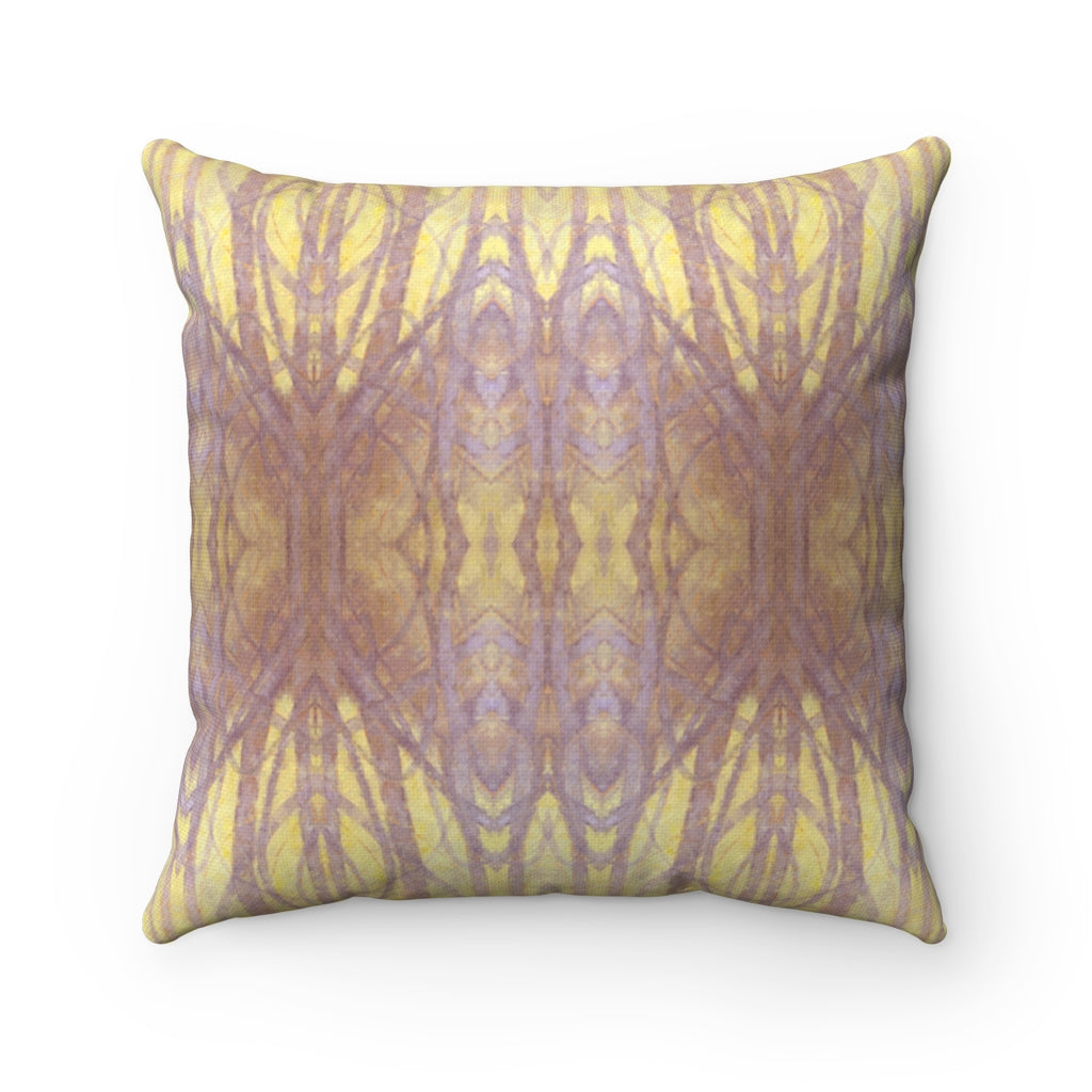 Into the Woods ~ Fall ~ Spun Polyester Square Pillow