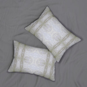 Aquarius/Reef ~ Spindrift ~ Spun Polyester Lumbar Pillow