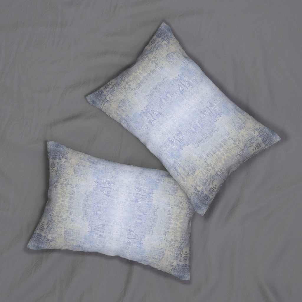 Spaces/Beyond ~ Sky ~ Spun Polyester Lumbar Pillow