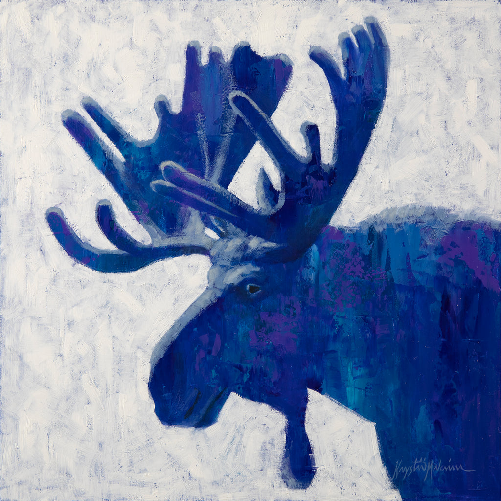 Blue Moose - Miniatures By The Lake