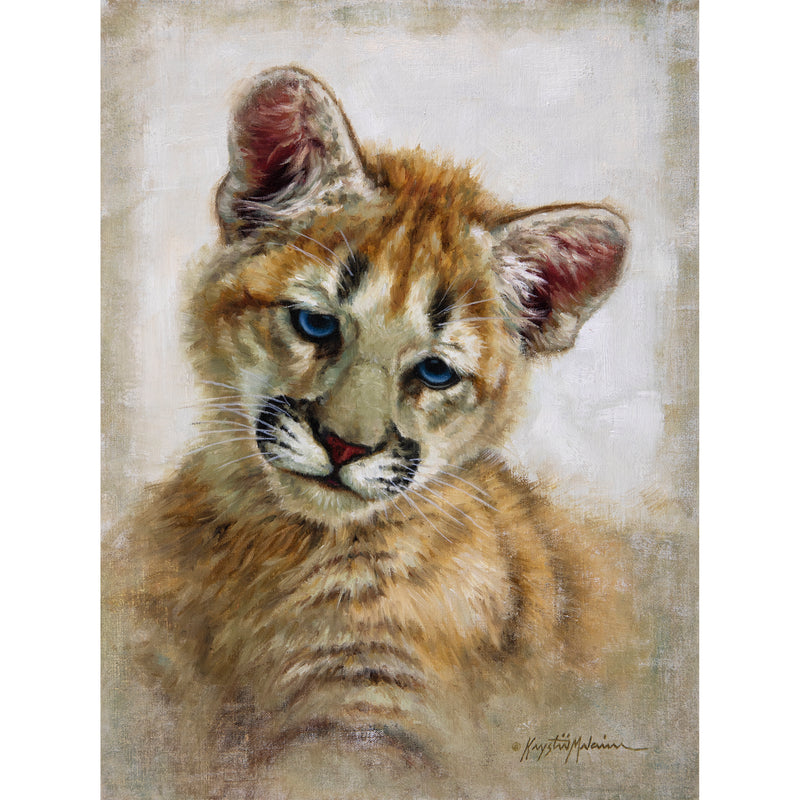 Cougar Cute ~ Going to the Sun Gallery