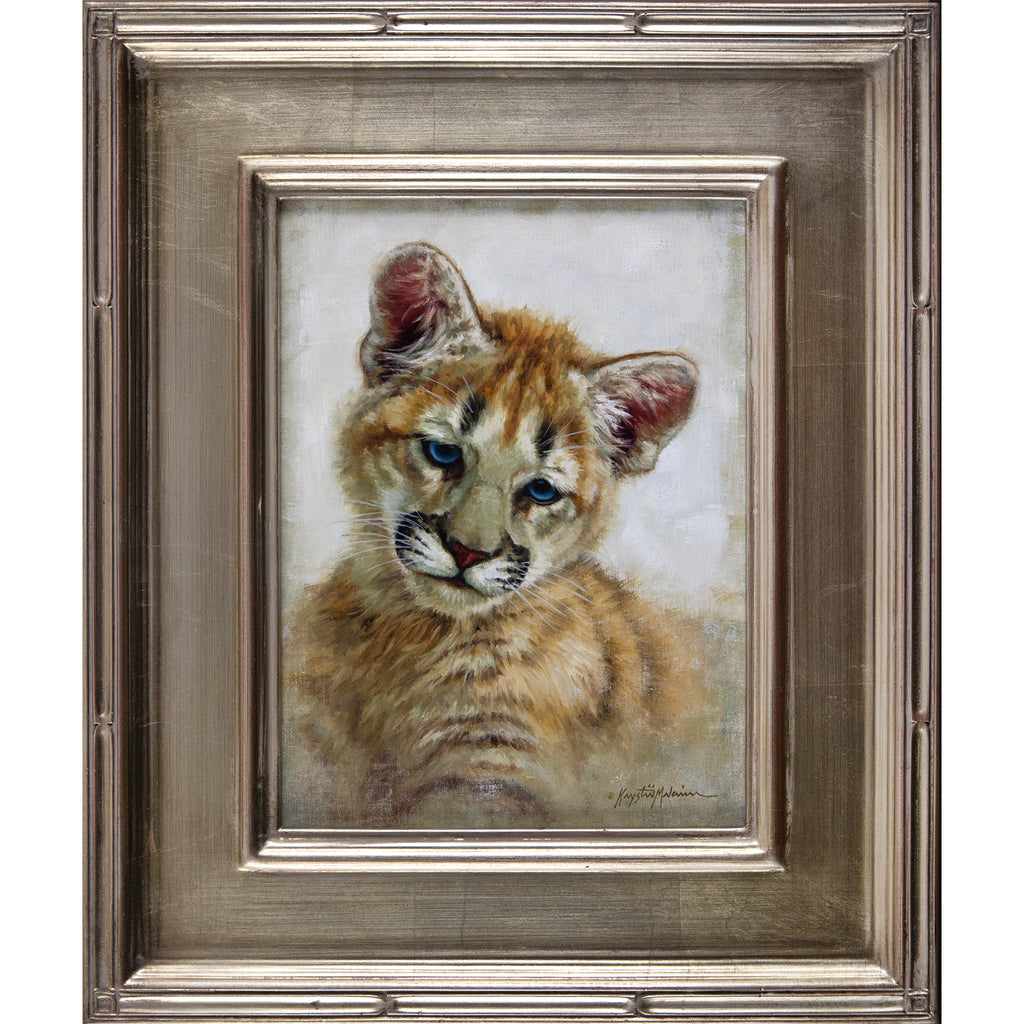 Cougar Cute - Hockaday Museum of Art