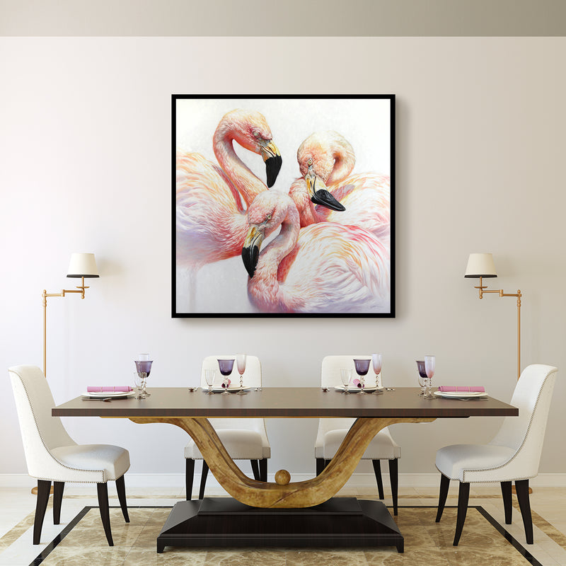Flamingo Flamenco ~ Giclée Edition