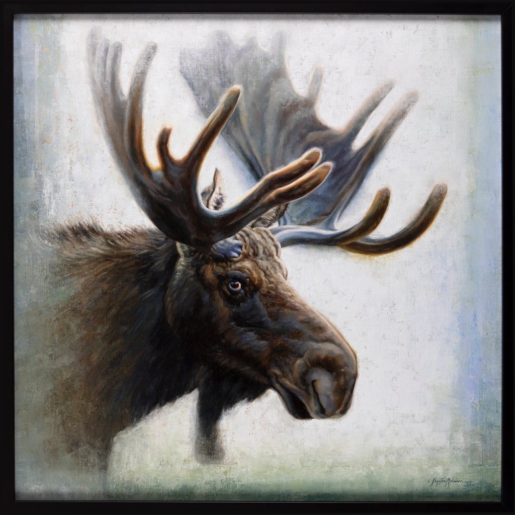 Moose Moods - Hockaday Museum of Art
