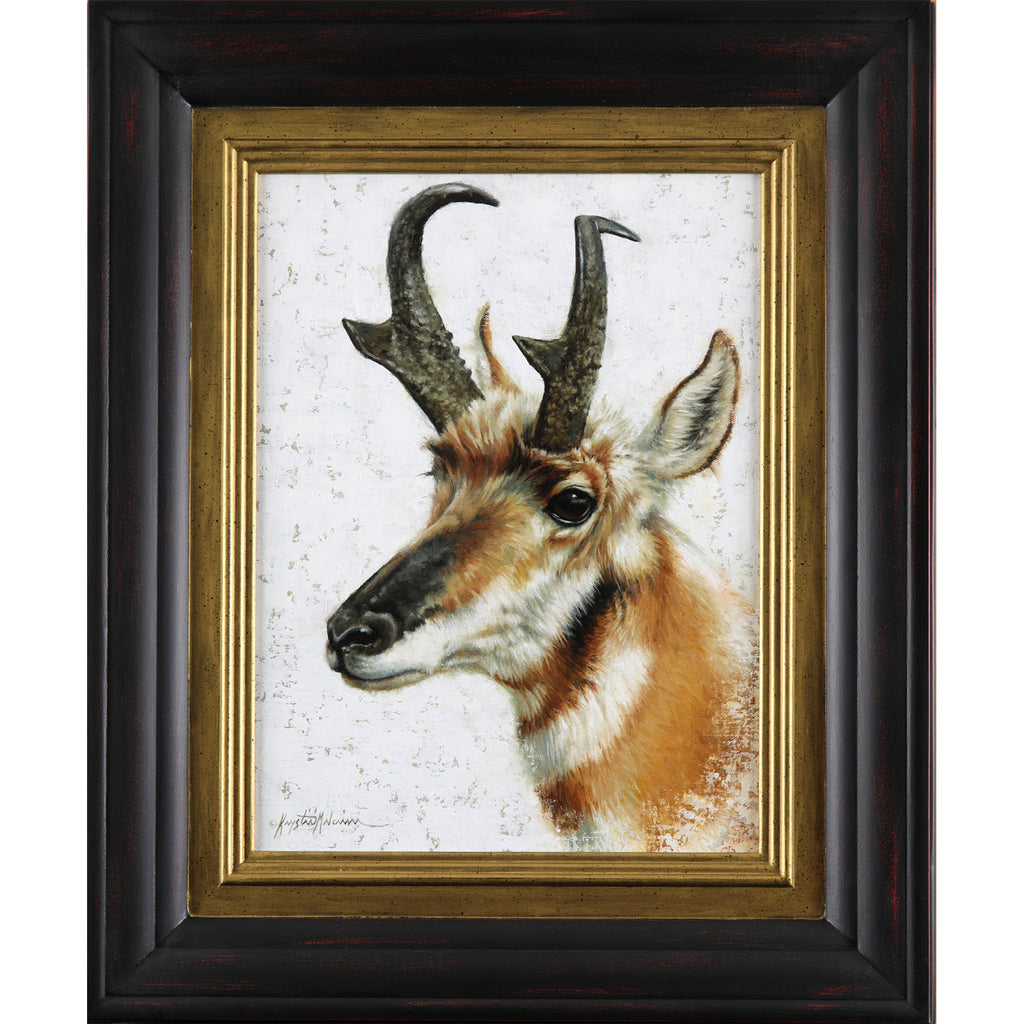 "Ridge Runner 16"" x 12"" - Montana Miniatures"