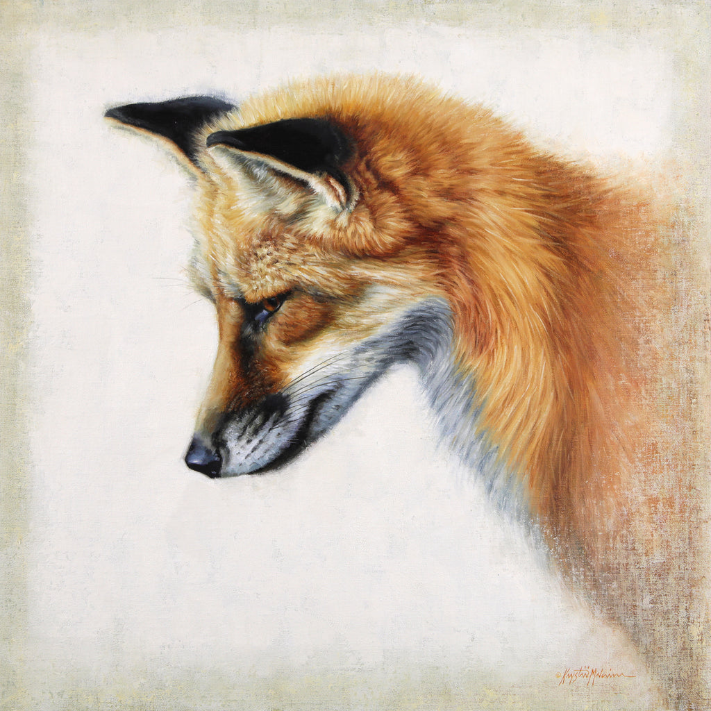 Sungila - Red Fox ~ Giclée