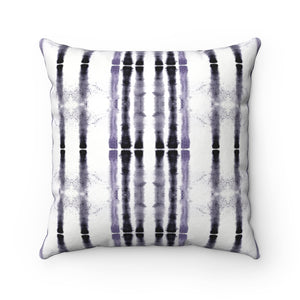 Lifeline ~ Storm Cloud ~ Spun Polyester Square Pillow