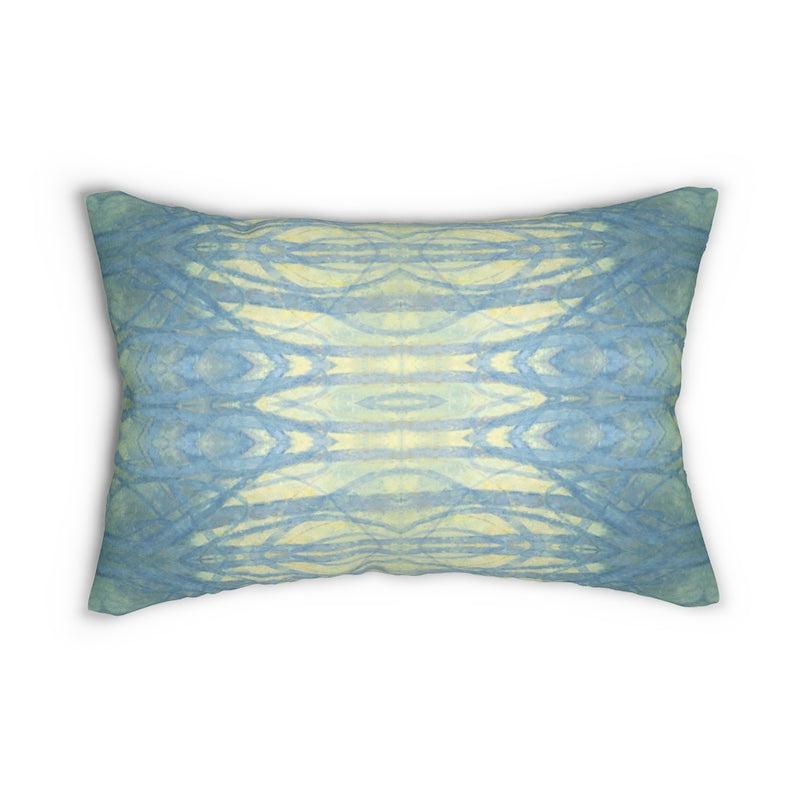 Out of the Woods ~ Spring ~ Spun Polyester Lumbar Pillow