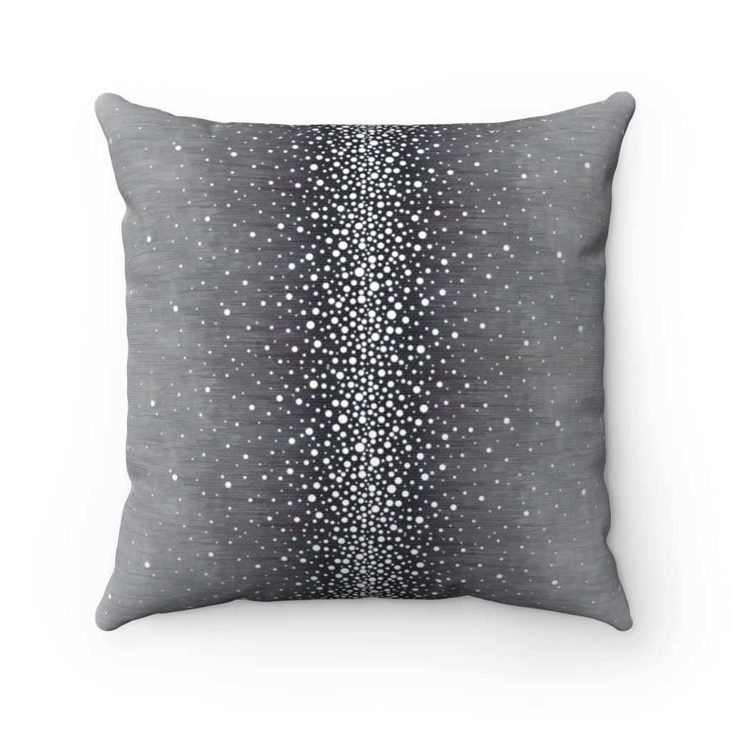 Rain ~ Mist ~ Spun Polyester Square Pillow