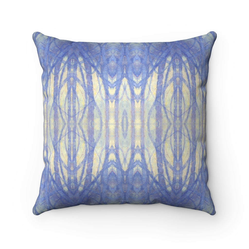 Out of the Woods ~ Winter ~ Spun Polyester Square Pillow