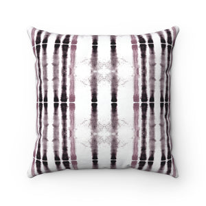 Lifeline ~ Rose ~ Spun Polyester Square Pillow
