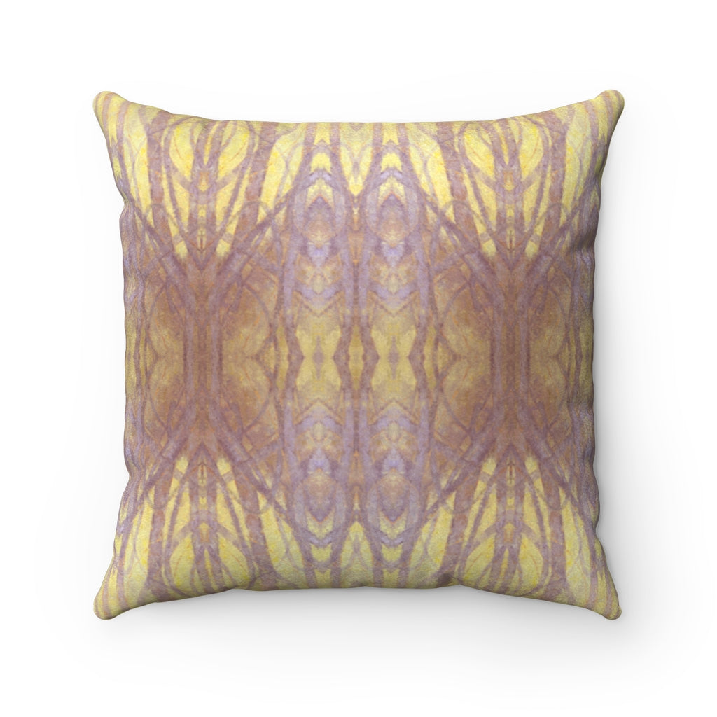 Into The Woods ~ Fall ~ Faux Suede Square Pillow