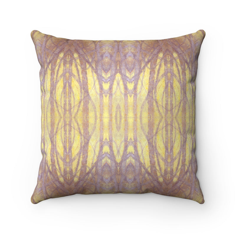 Out Of The Woods ~ Fall ~ Faux Suede Square Pillow