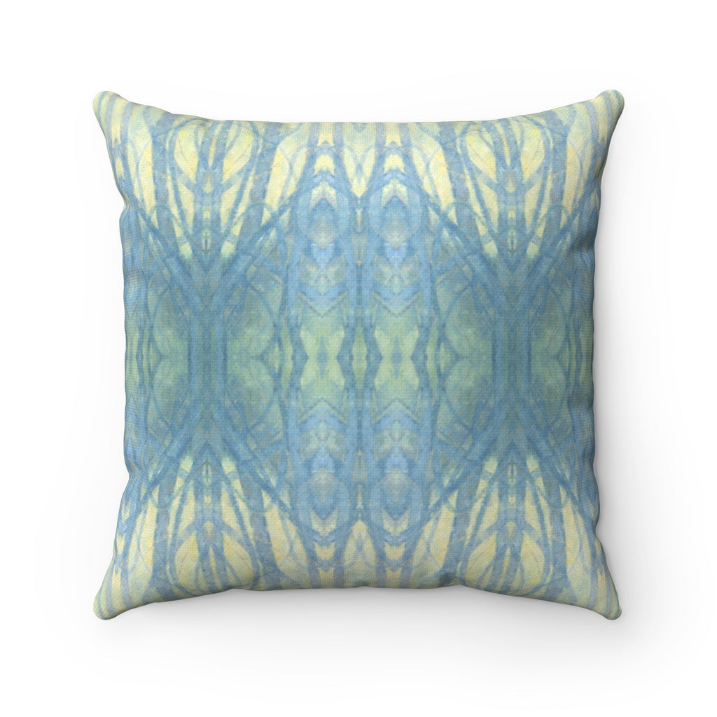 Into the Woods ~ Spring ~ Spun Polyester Square Pillow