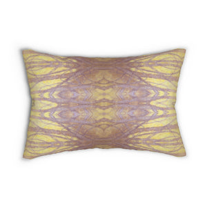 Into the Woods ~ Fall ~ Spun Polyester Lumbar Pillow