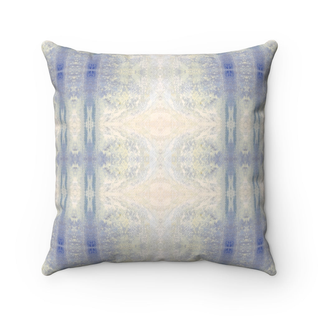 Aquarius/Reef ~ Ocean ~ Spun Polyester Square Pillow