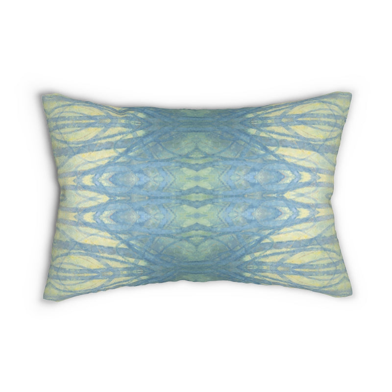 Into the Woods ~ Spring ~ Spun Polyester Lumbar Pillow
