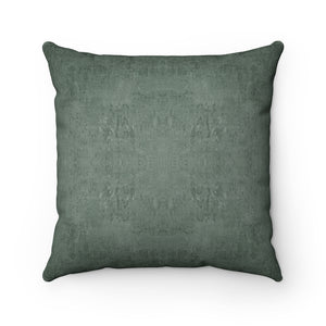 Watermark ~ Forest ~ Spun Polyester Square Pillow