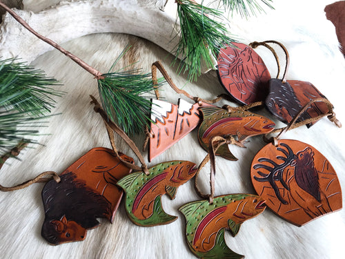 The Great Outdoors Ornaments