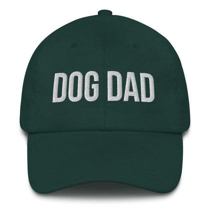 Dog Dad Hat Hats Spruce Tiny Beast Designs