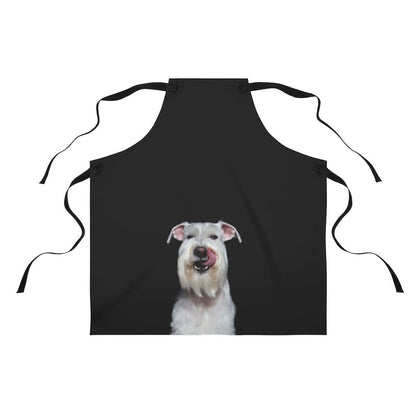 Hungry Schnauzer Apron Accessories Tiny Beast Designs