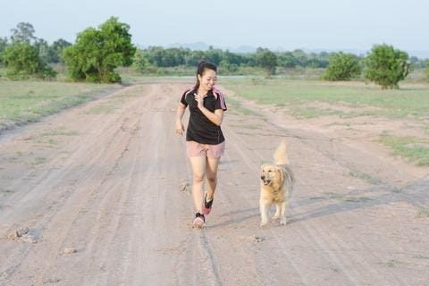 4 Ways to Exercise with Your Dog in the New Year