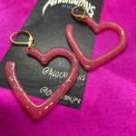 Twin Hearts Earrings|Avocadopans