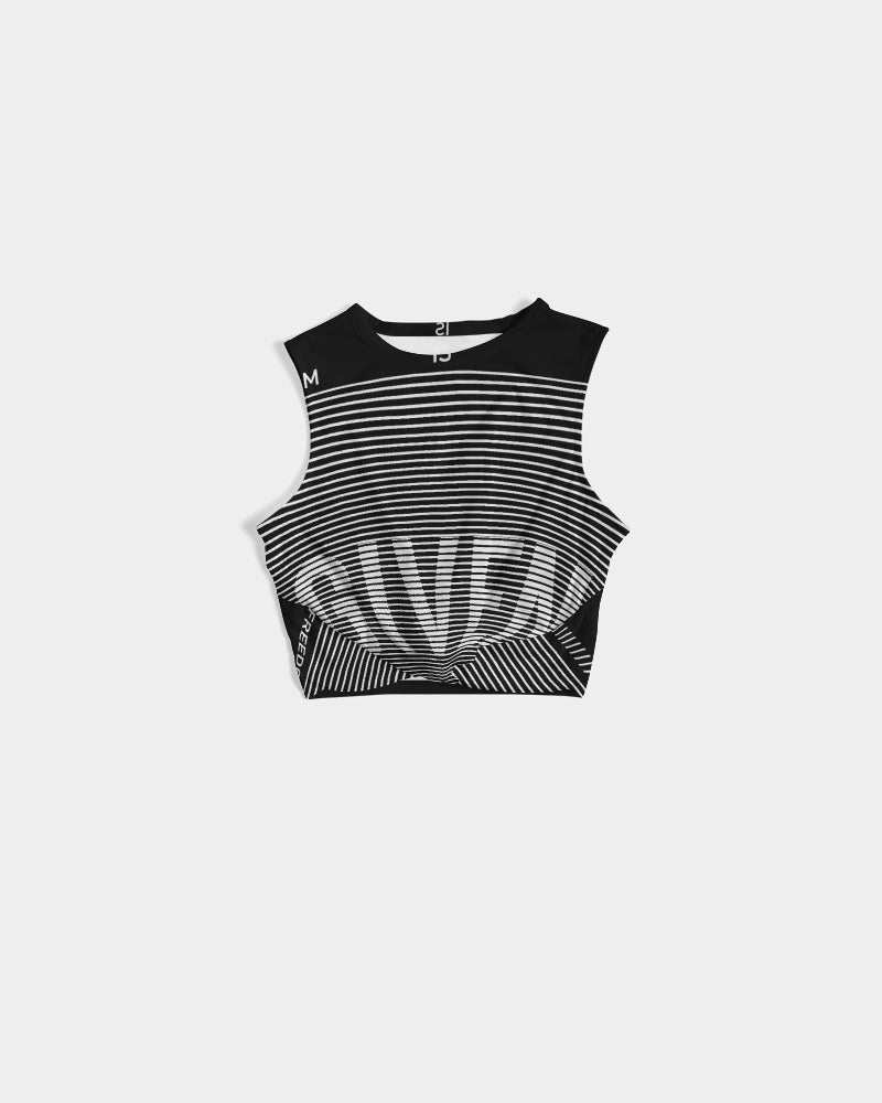 GIVEN COLLECTION Women's Twist-Front Tank