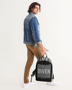 GIVEN COLLECTION Large Backpack