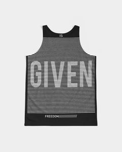 GIVEN COLLECTION Men's Athleisure Tank