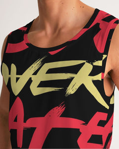 LOVE OVER HATE COLLECTION Men's Athleisure Tank
