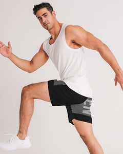 GIVEN COLLECTION Men's Athleisure Shorts
