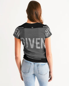 GIVEN COLLECTION Women's Tee