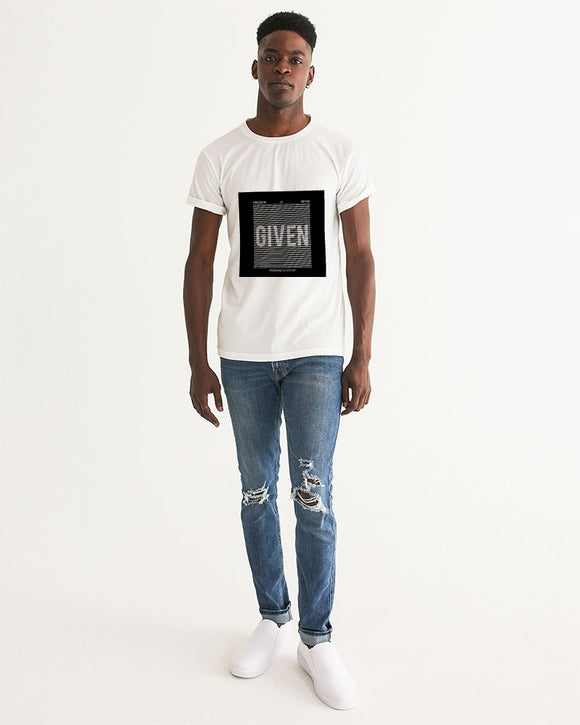 GIVEN COLLECTION Men's Graphic Tee