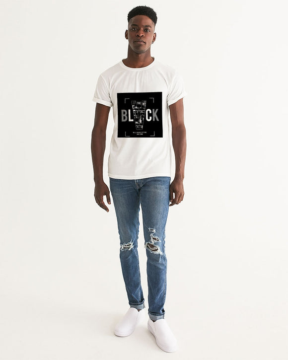 THE BLVCK COLLECTION Men's Graphic Tee
