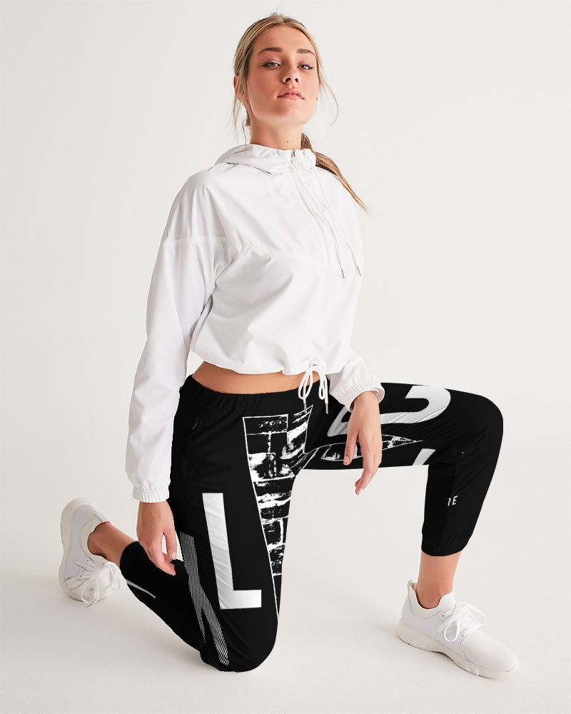 THE BLVCK COLLECTION Women's Track Pants