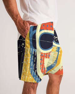 Championship Pop Art Collection Men's Jogger Shorts