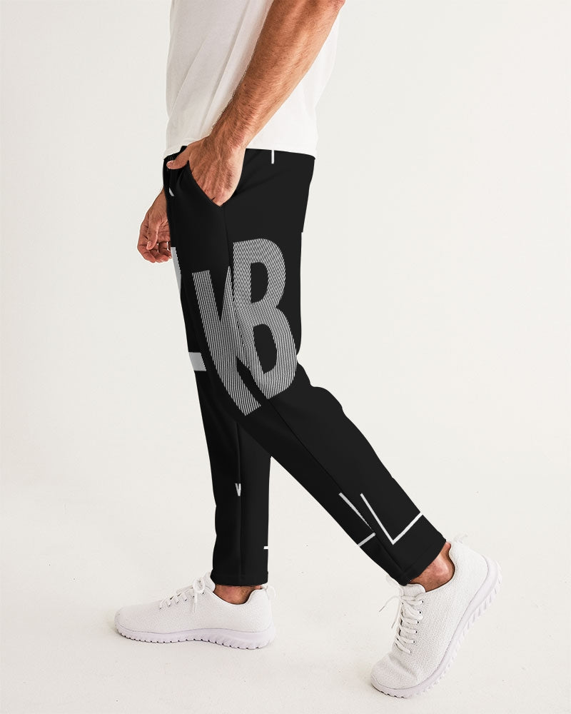 THE BLVCK COLLECTION Men's Athleisure Joggers