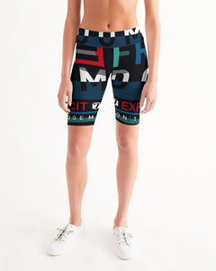 Freedom Collection Women's Mid-Rise Bike Shorts