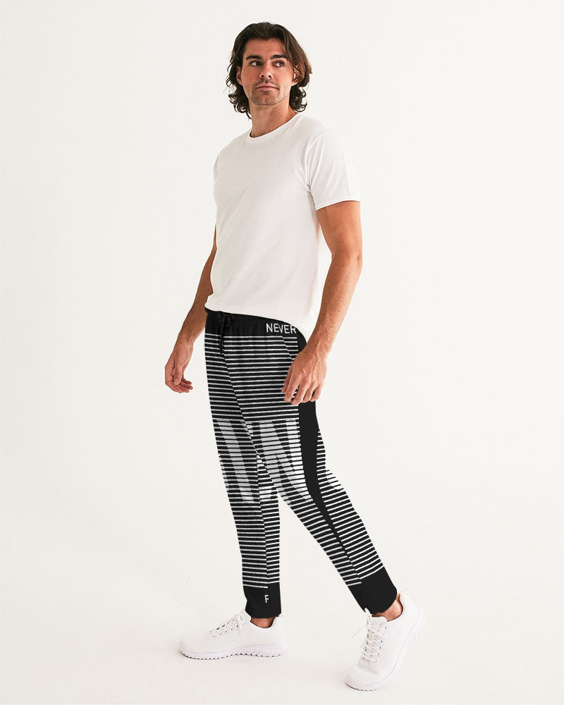 GIVEN COLLECTION Men's Athleisure Joggers
