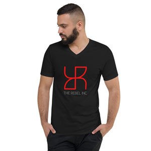 Unisex V-Neck Rebel T-Shirt