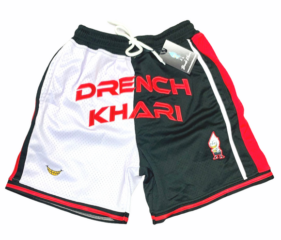 Fly Boy Baller Shorts ( Bulls Edition)