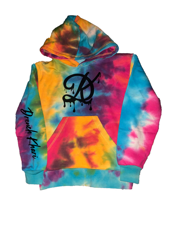 Multi Color Tie Dye Paris