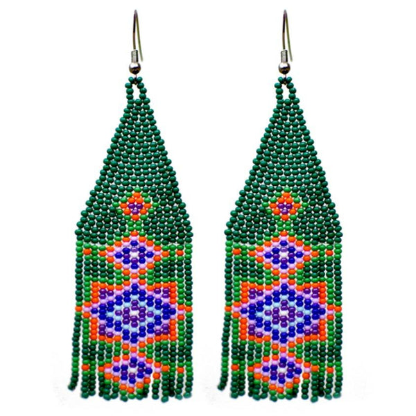 Ayin Harah By Mother Sierra - Huichol Jewelry - Native American Jewelry